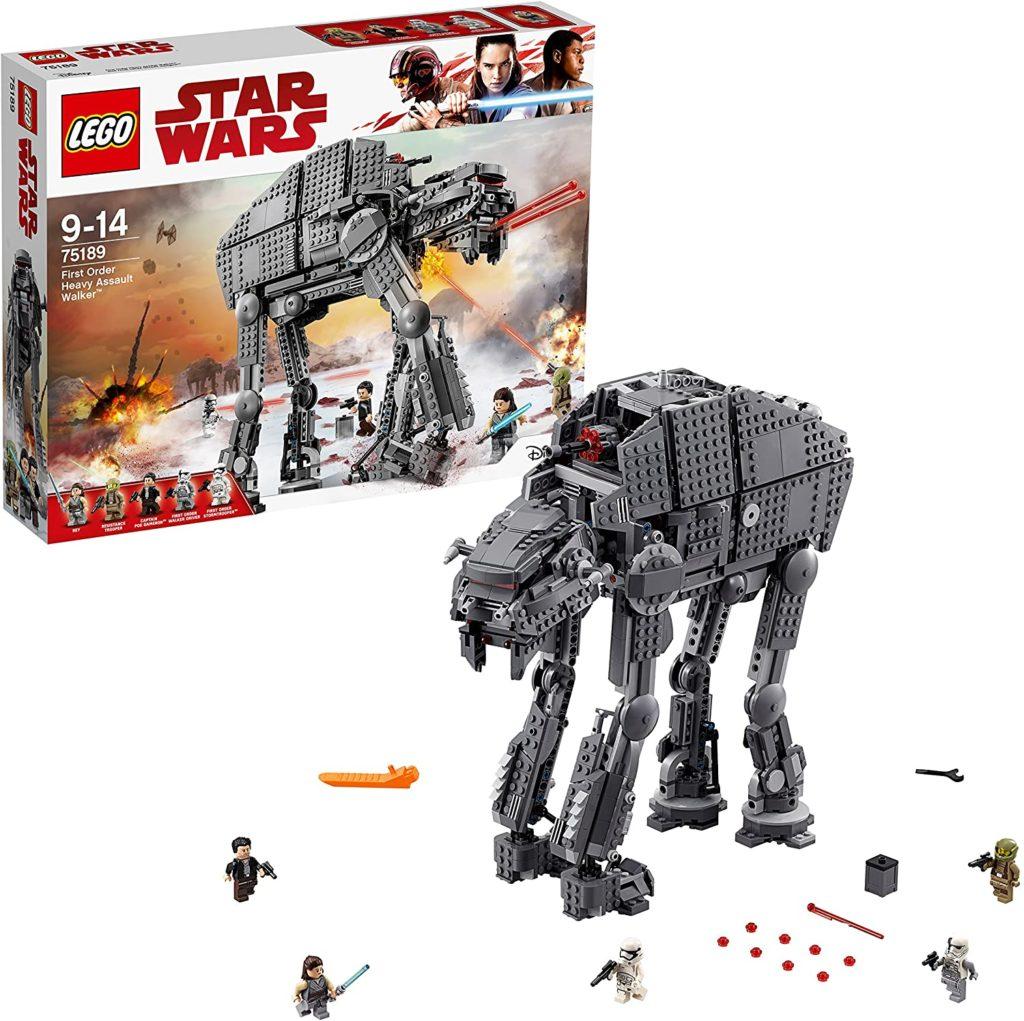 LEGO Star Wars Assault Walker