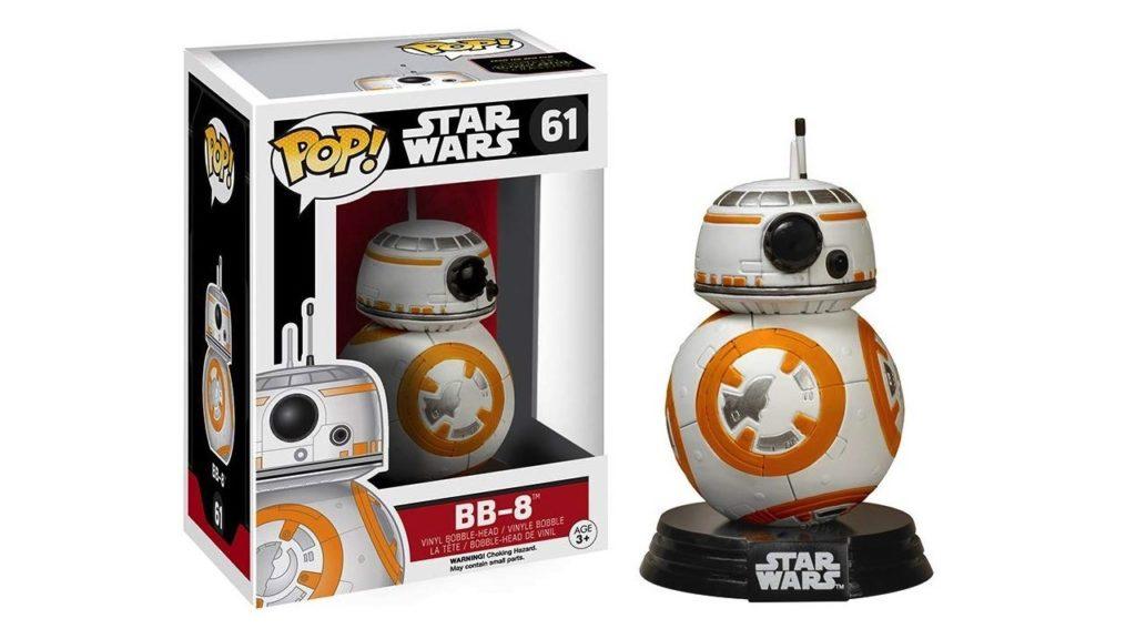 Juguete Star Wars Funko Pop BB-8