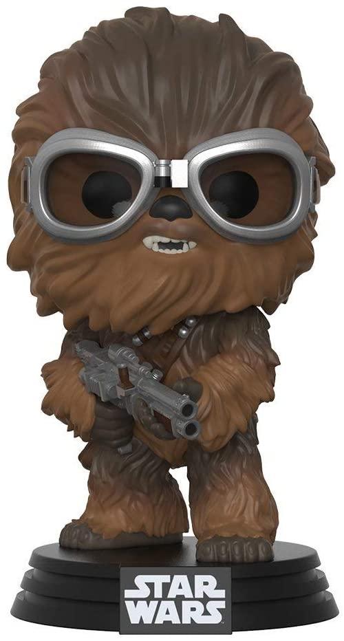 Juguete Star Wars Funko Pop Chewbacca