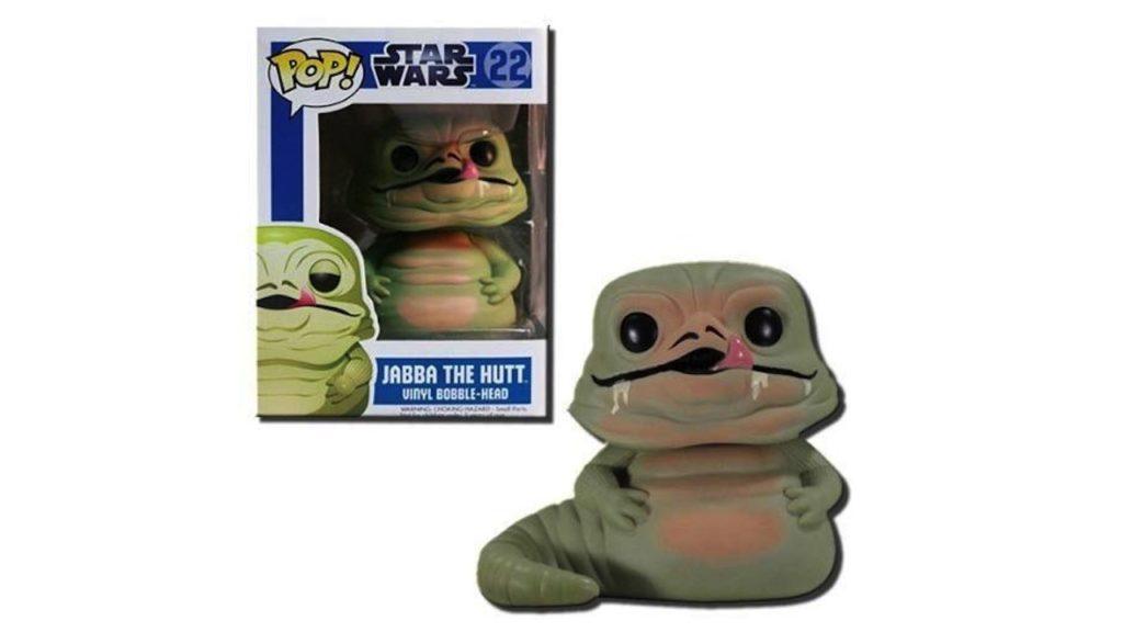 Juguete Star Wars Funko Pop Jabba the Hutt