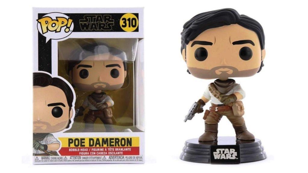 Juguete Star Wars Funko Pop Poe Dameron
