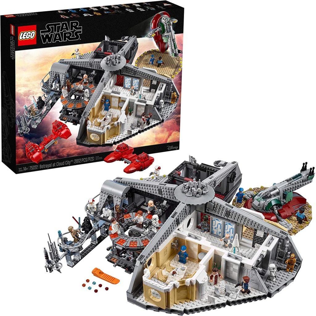 LEGO Star Wars Ciudad Nube