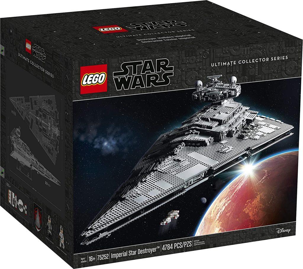 LEGO Star Wars Destructor Imperial