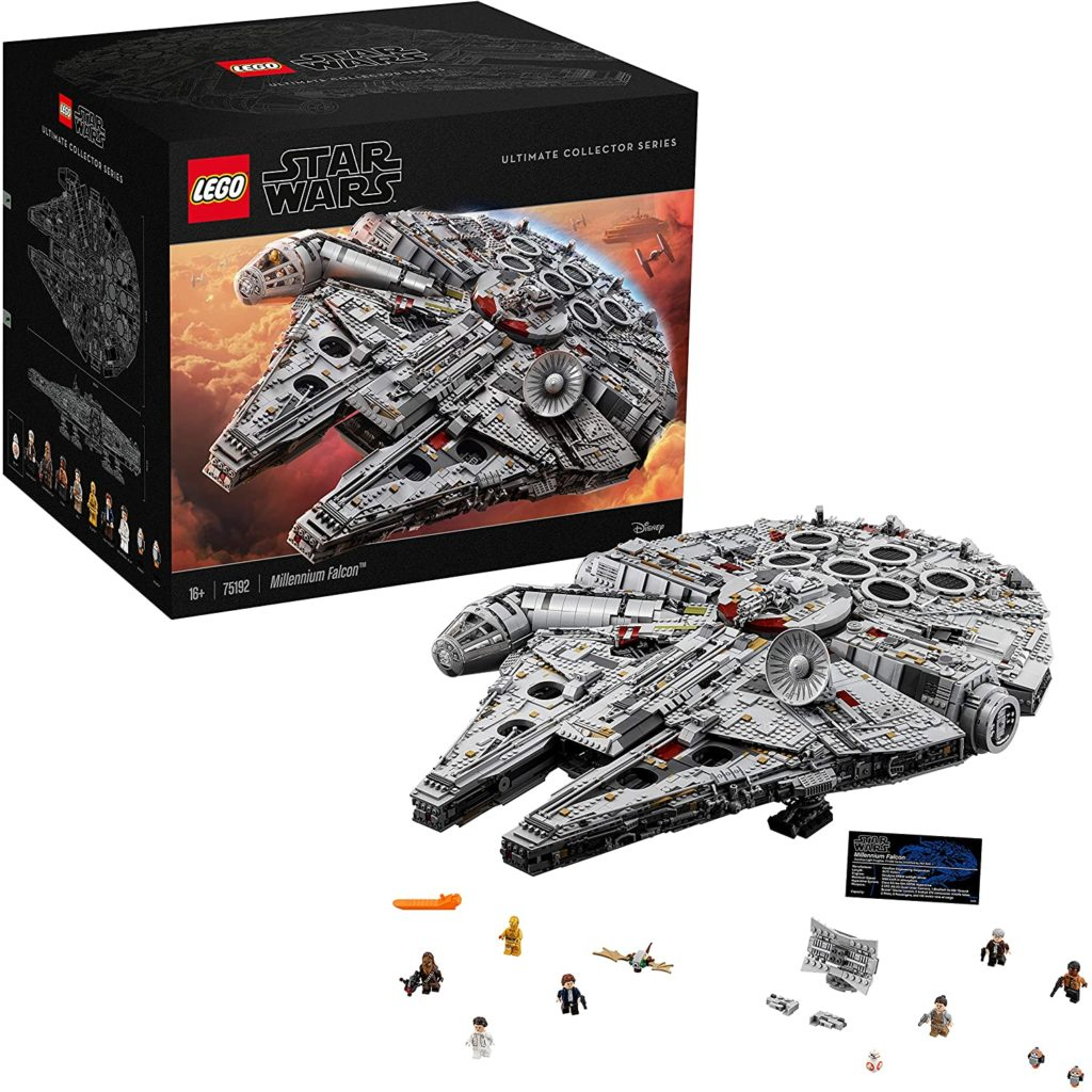 LEGO Star Wars Halcon Milenario