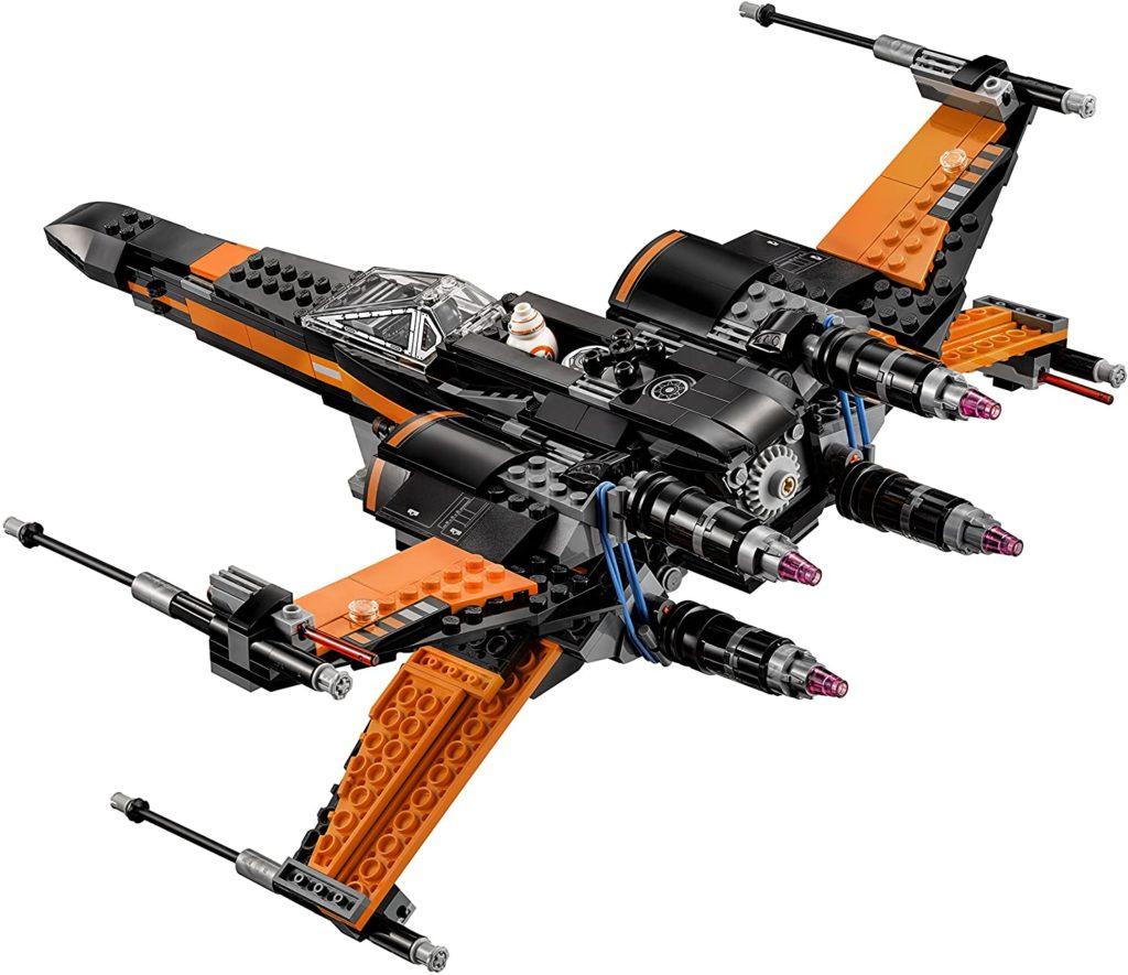 LEGO Star Wars Poe Dameron X Wing