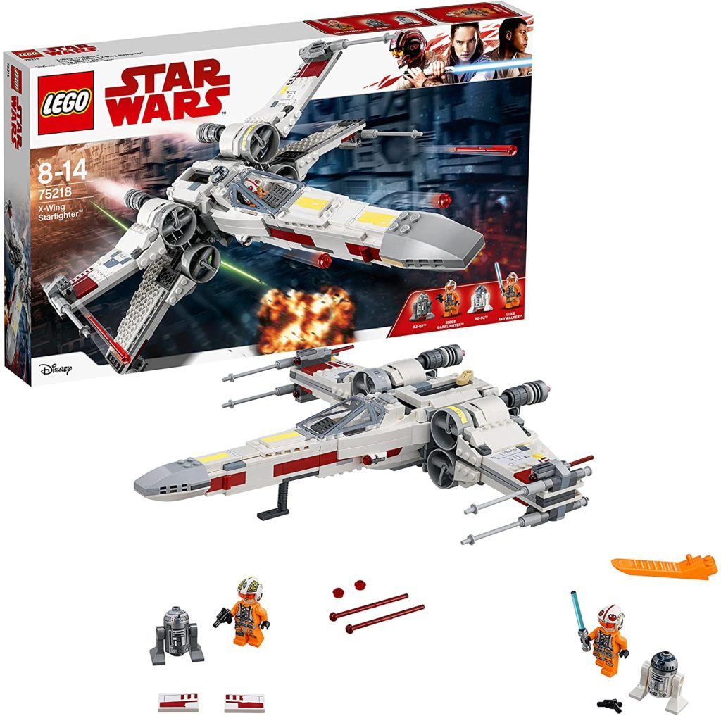 LEGO Star Wars Caza Estelar Ala X