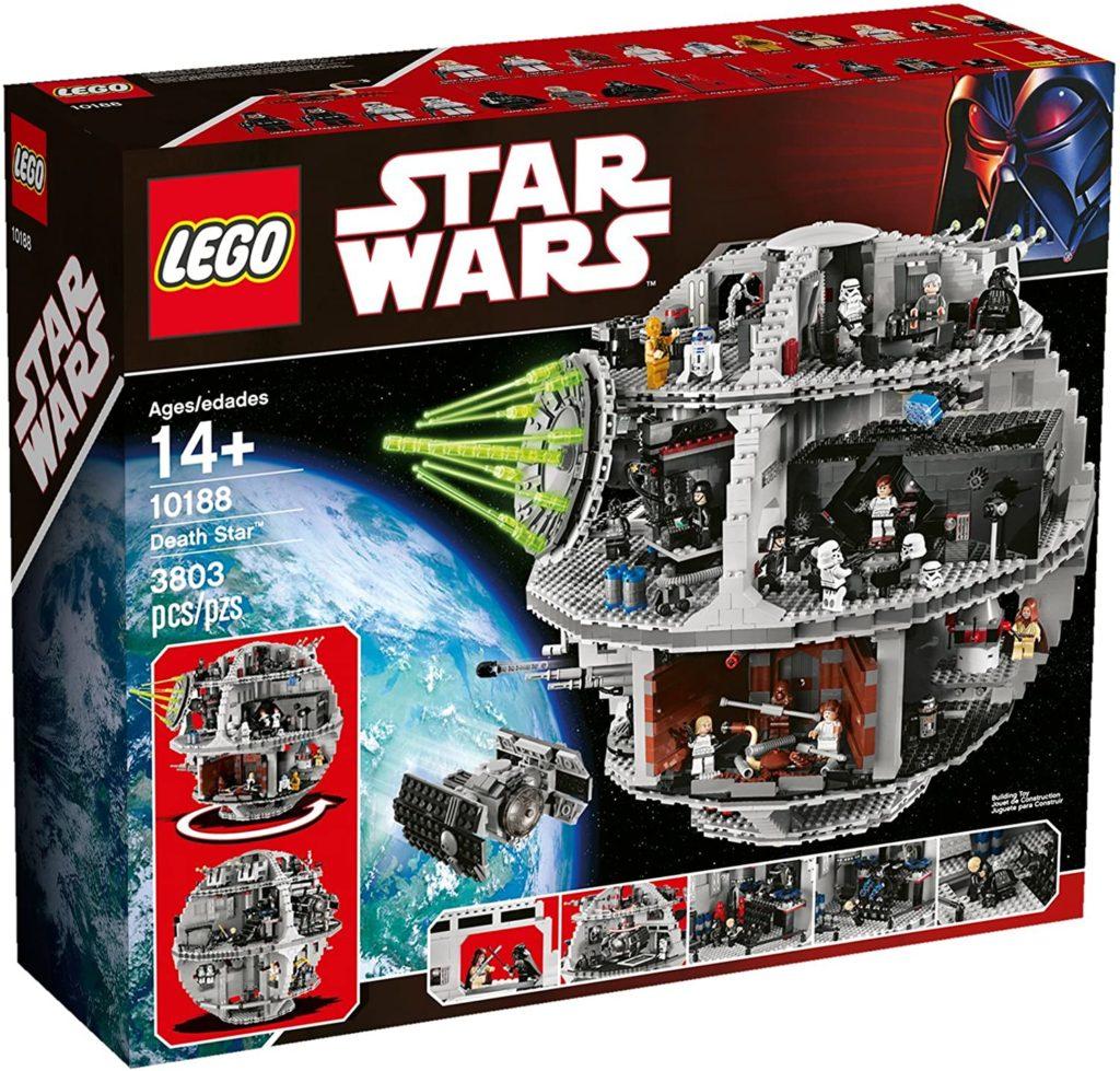 LEGO Star Wars Estrella de la Muerte
