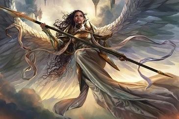 Angelic Army Carta Magic