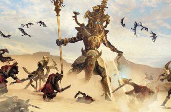 Total War Warhammer 2 the Tomb Kings
