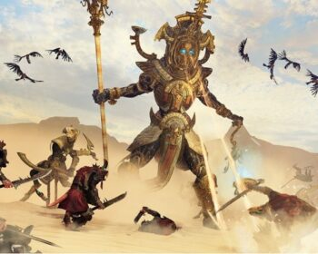 Total War Warhammer 2 the Tomb Kings
