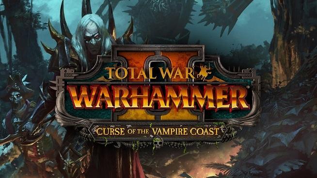 Total War Warhammer 2 DLC Curse of the Vampire Coast
