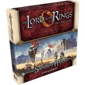 El Señor de los Anillos el juego de cartas lcg Caja expasion deluxe