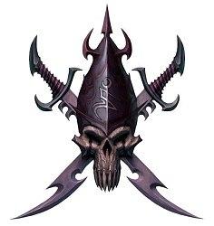Simbolo Elfos Oscuros Total War Warhammer II