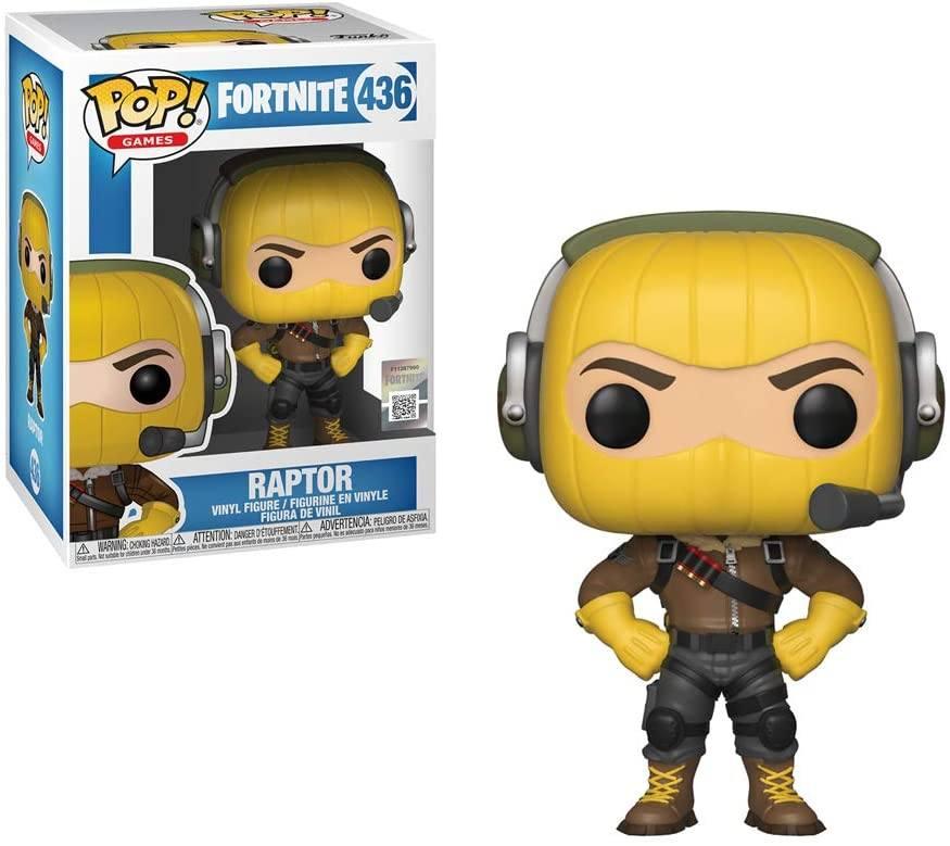 Funko Pop Fortnite Raptor