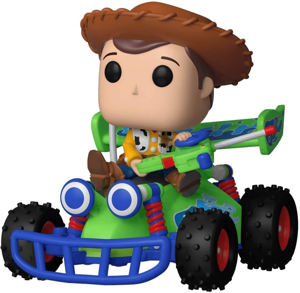 Funko Pop Toy Story Woody en RC
