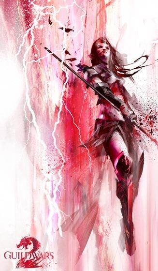 Guild Wars 2 Elementalista