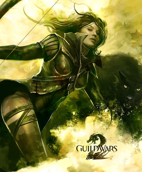 Guild Wars 2 Guardabosques
