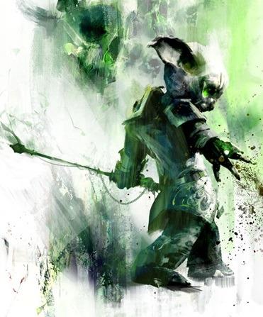 Guild Wars 2 Nigromante