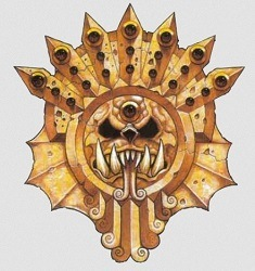 Simbolo Hombres Lagarto Total War Warhammer II