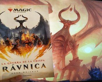 Magic The Gathering La Guerra de la Chispa Ravnica