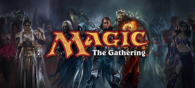 Magic the Gathering Portada