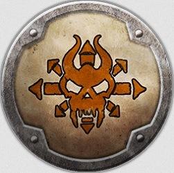Simbolo Norsca Total War Warhammer II