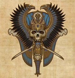 Simbolo Reyes Funerarios Total War Warhammer II