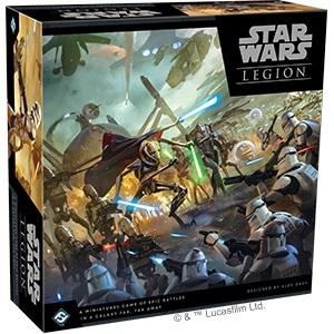Star Wars Legión Core Sets Clones Separatistas