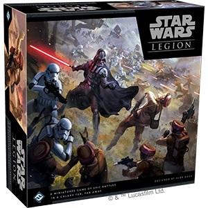 Star Wars Legión Core Sets Rebeldes Imperio