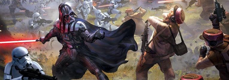 Star Wars Legión Rebeldes Imperio