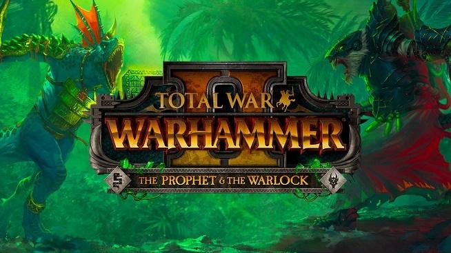 Total War Warhammer 2 DLC The Prophet & The Warlock