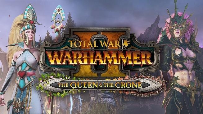 Total War Warhammer 2 DLC The Queen The Crone