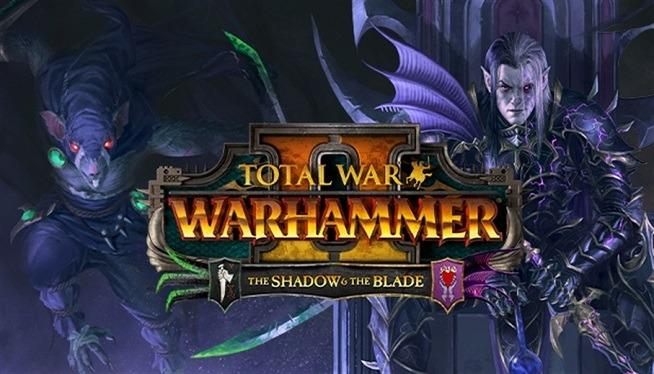 Total War Warhammer 2 DLC The Shadow & The Blade