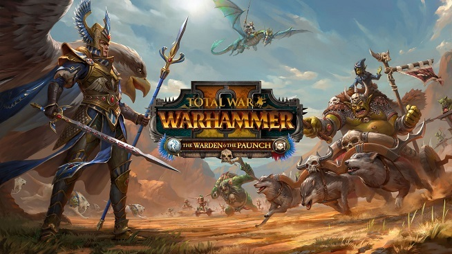 Total War Warhammer 2 DLC The Warden & The Paunch
