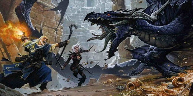 dungeons and dragons pathfinder mago