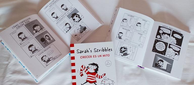 Libros sarahs scribbles