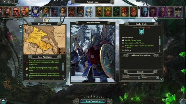 total war warhammer 2 mods 2020 enanos norska